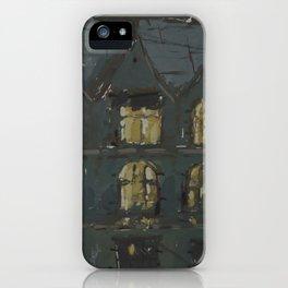 EVENING PETERSBURG iPhone Case