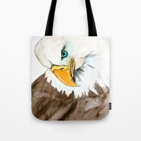 study Tote Bags featuring Study by Caballos of Colour