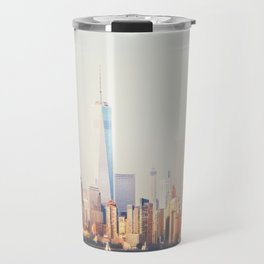 NYC Skyline Travel Mug