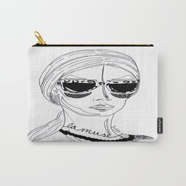 La muse Carry-All Pouch