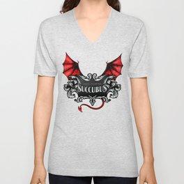 Succubus Shirt Unisex V-Neck