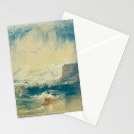 """J.M.W. Turner """"Lyme Regis"""" Stationery Cards"""