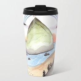 Haystack Rock Travel Mug