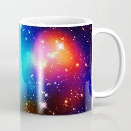 Bright Merging Galaxy Cluster Abell 520 Coffee Mug