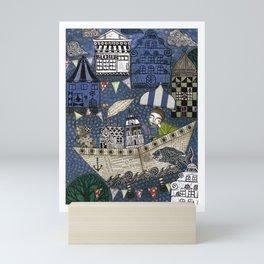 September Day Mini Art Print