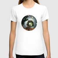 portal T-shirts featuring Portal by Peter Campbell