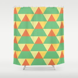The Trees Change Shower Curtain