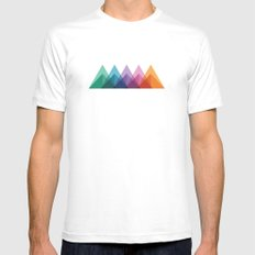 Fig. 009 Mens Fitted Tee White MEDIUM