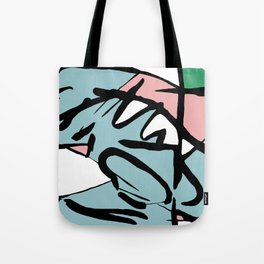 Abstract Painting Design - Flight Tote Bag