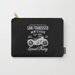 authentic motorcycle Carry-All Pouch