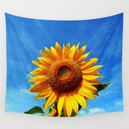Stunning Sunflower Wall Tapestry