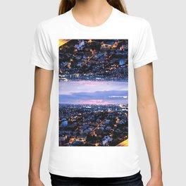 Mirrored City T-shirt