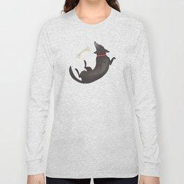 Happy Dog Long Sleeve T-shirt