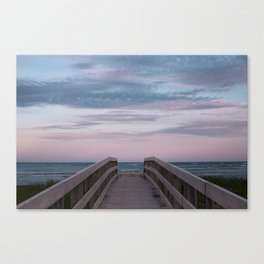 Rainbow Haven Canvas Print