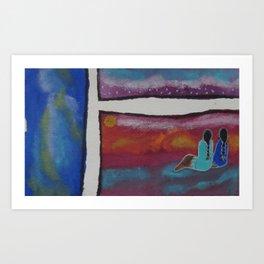 kisik 3 Art Print