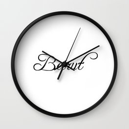 Beirut Wall Clock