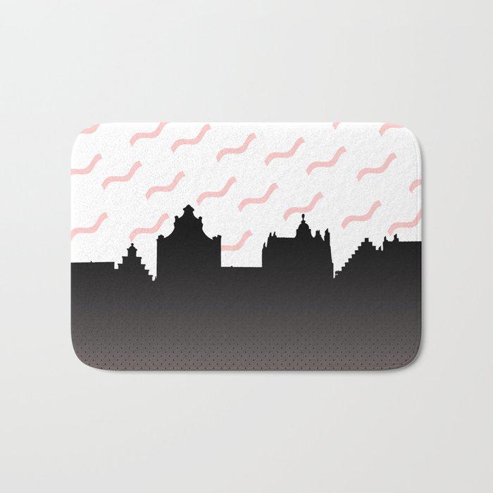 Cityline Design Bath Mat