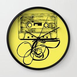 K7 TAPE Wall Clock