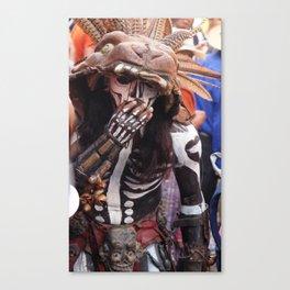 Street Performers Canvas Print