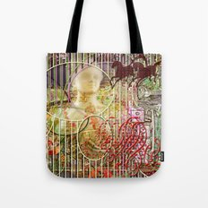 The Relative Frequency of the Causes of Breakage of Plate Glass Windows (2) Tote Bag