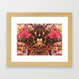 Serpent Automaton Framed Art Print
