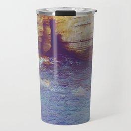Cliffside Caves Travel Mug