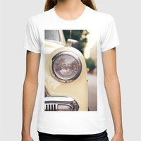 car T-shirts featuring The car by Nina's clicks