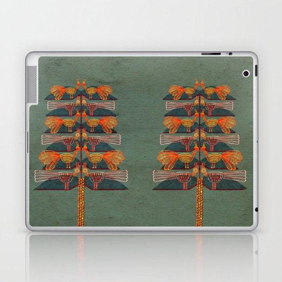 Lovebirds in a tree Laptop & iPad Skin