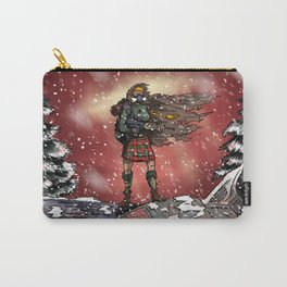 Apocalypse Girl Carry-All Pouch