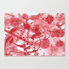 Blood [SWAG] Canvas Print