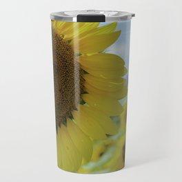 Sunflower 1 Travel Mug