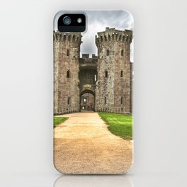 Gateway To The Castle iPhone Case