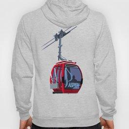 Aspen Colorado Ski Resort Cable Car Hoody