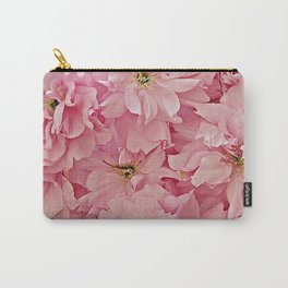 Everything's Peachy Carry-All Pouch