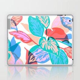 Colorful Pothos Plant Laptop & iPad Skin