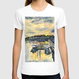 Rocktide Sunset T-shirt