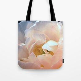My favorite tulip -- Tulipa Angélique Tote Bag