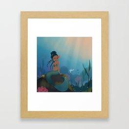 Mermay 2018 Framed Art Print