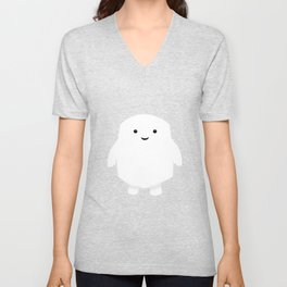 Doctor Who Adipose Unisex V-Neck