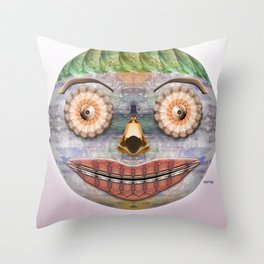 Bottlehead #4 Throw Pillow