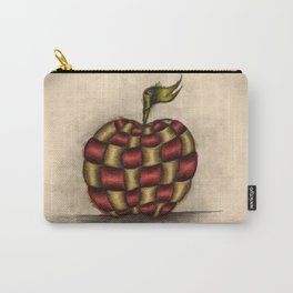 The Patchwork Apple Carry-All Pouch