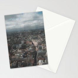 London's skyline Stationery Cards