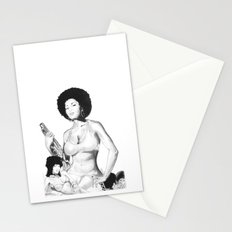 Coffy Is The Colour Stationery Cards