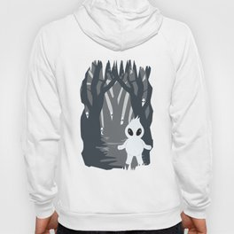 Ignis Fatuus (Fuego fatuo - vector illustration) Hoody