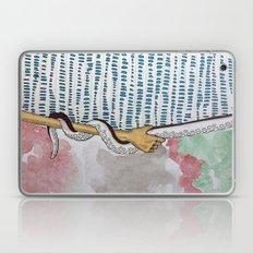 demons detail Laptop & iPad Skin