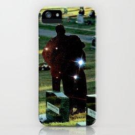 Justin Edward Wilcox iPhone Case