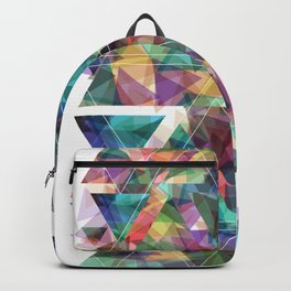 shattered Backpack