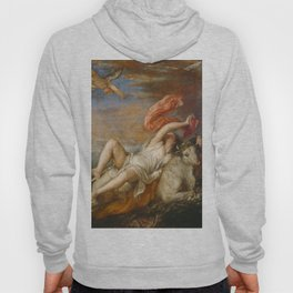 "Titian (Tiziano Vecelli) ""The abduction of Europa"", 1562 Hoody"
