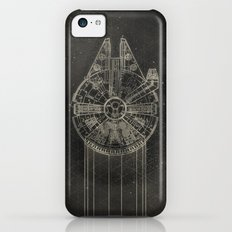 Millennium Falcon Slim Case iPhone 5c
