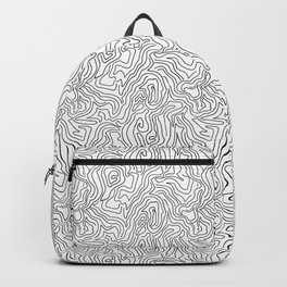 Swirls Backpack